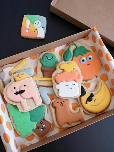 Furbuffi Cookies by MeYaIeM