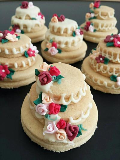 Cake Cookies by MeYaIeM