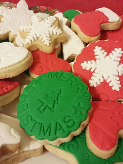 Christmas cookies by MeYaIeM