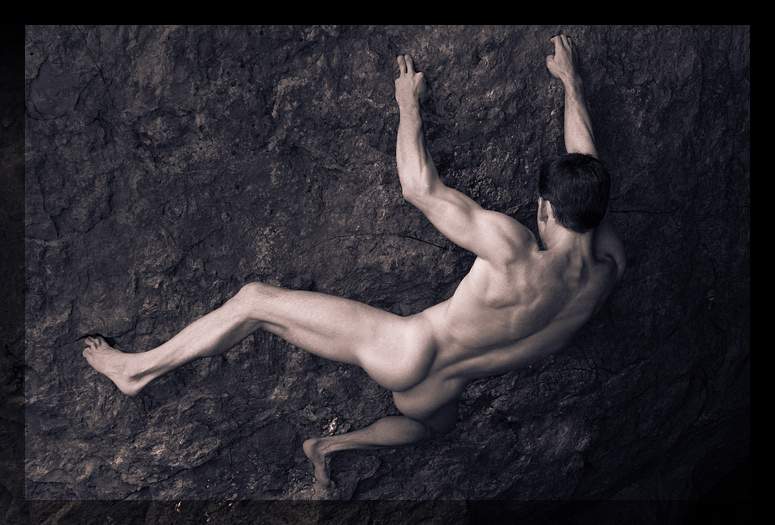 bouldering by Torsal