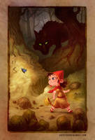 Lil' Red Riding Hood - Style II by Wyndagger