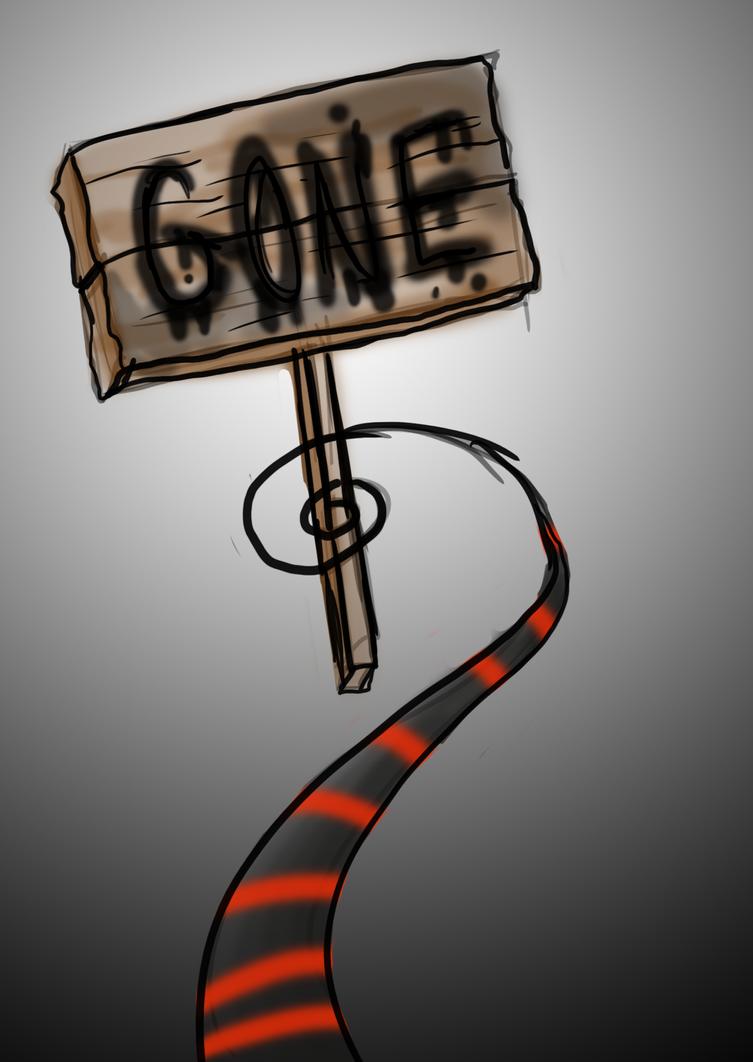 Gone by V3NU5WYV3RN