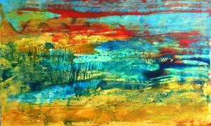 Pond by Bildband