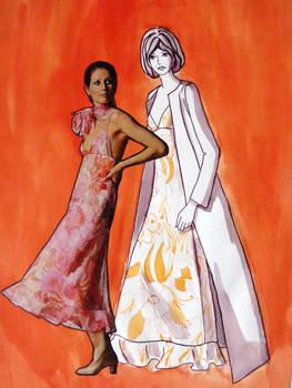 fashion history 1968