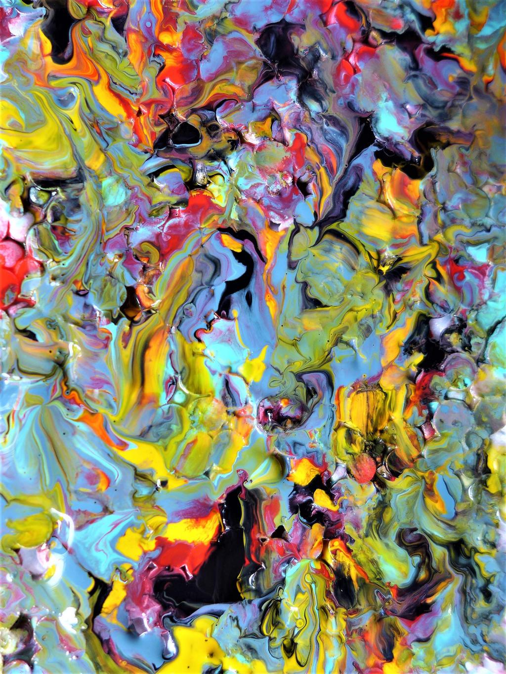mixed colors - 2018