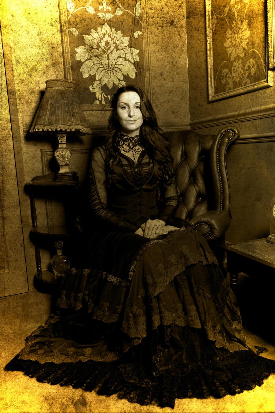 Victorian Gothic Portrait 2 By Ghosttrin On Deviantart