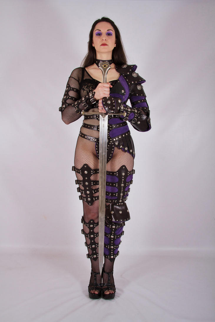 Female Warrior 1 by ghosttrin