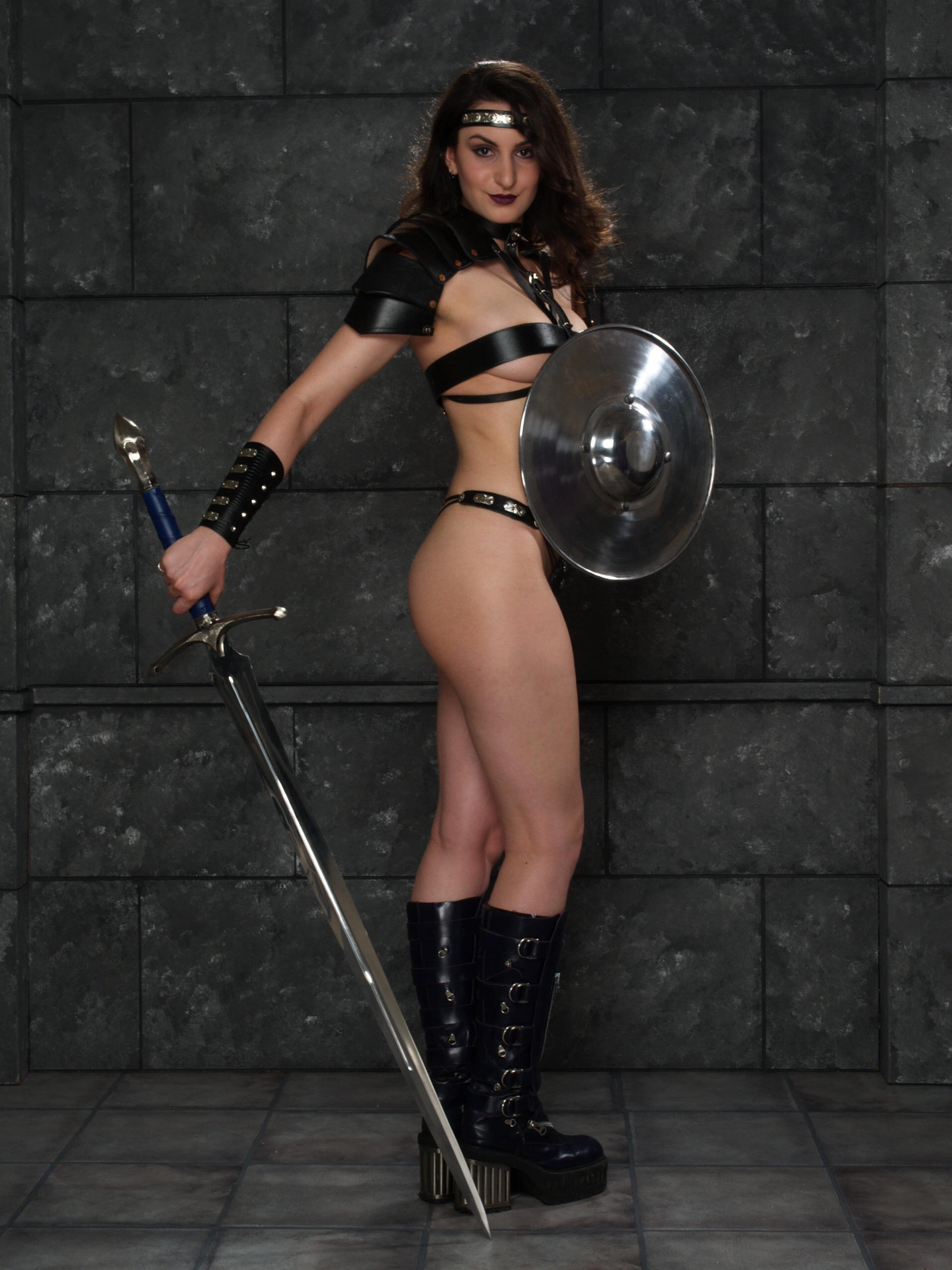 Sexy female warriors hentia photos