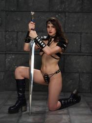 fantasy warrior 4 by ghosttrin