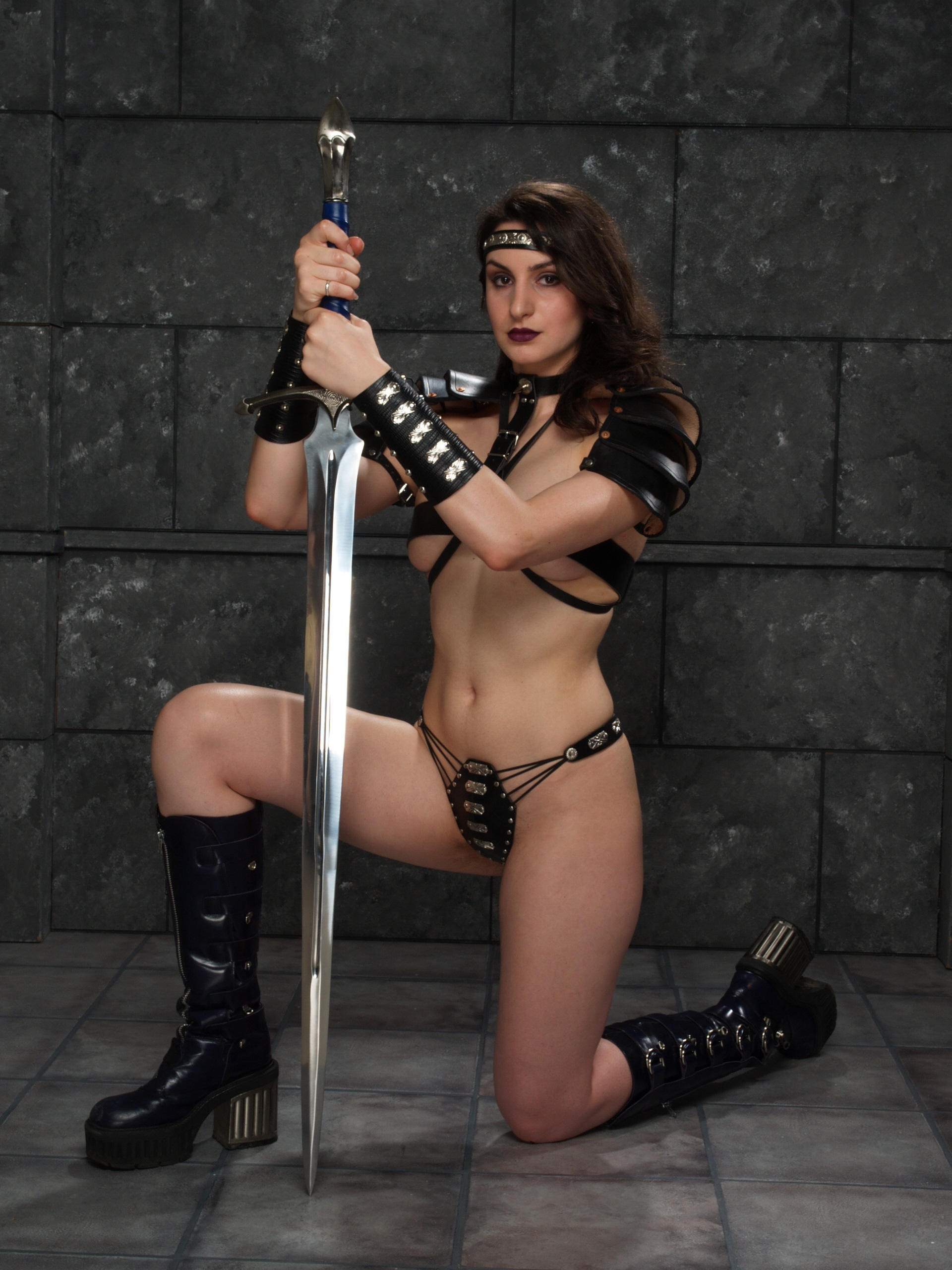 Warrior women fantasy fucked erotic gorgeous queen