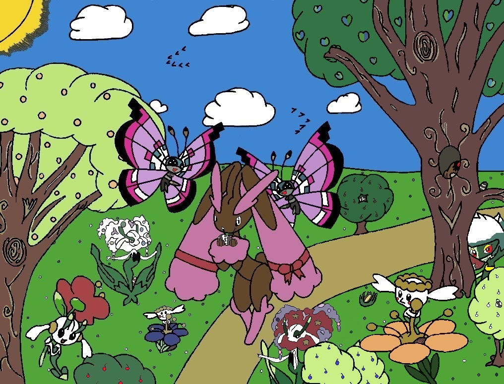 Pokemon Easter Digital by EDSW-Group