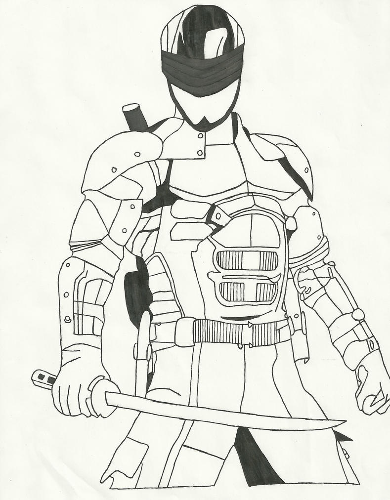 Snake eyes inked by EDSW-Group