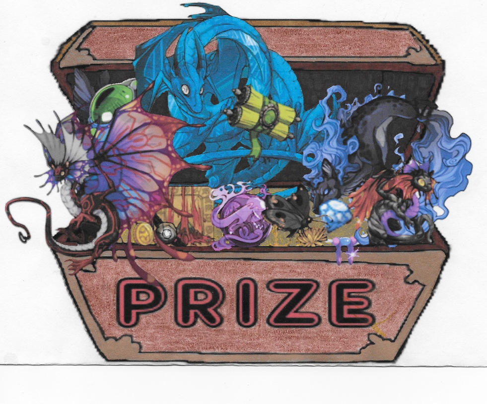 Prize 001 by EDSW-Group