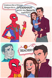 Favourite Superhero by RobinRBlake