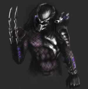 Purple Predator