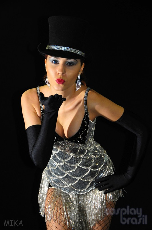 Moulin Rouge Satine By Cosplaybrasil On Deviantart