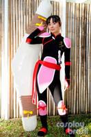 Sango by cosplaybrasil