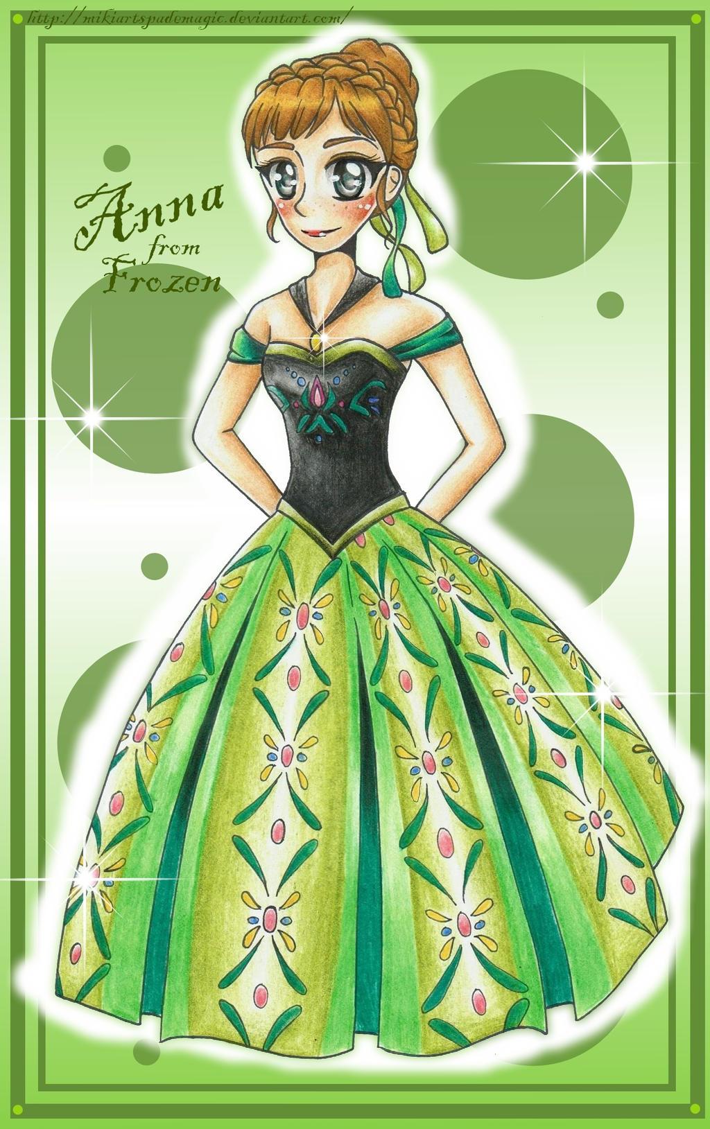 Diy Anna Coronation Dress | Party Invitations Ideas