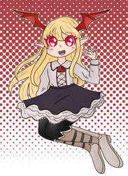 Vampy by prizecow