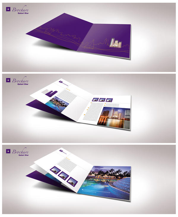 One critical component missing from your brochure design for Brochure design inspiration