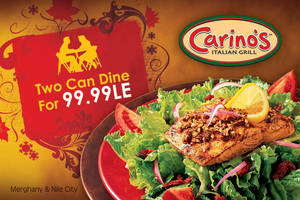 Carino's AD by rmelsheikh