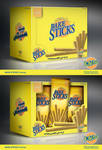 Bake sticks