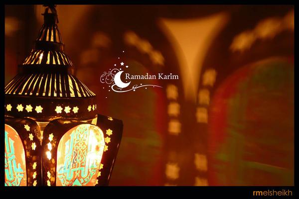 Ramadan Kareem by rmelsheikh