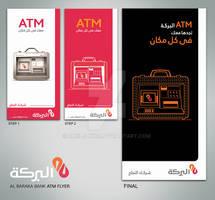 Al baraka Bank ATM