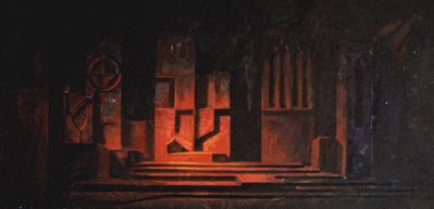 Duncan's murder scene by rmelsheikh