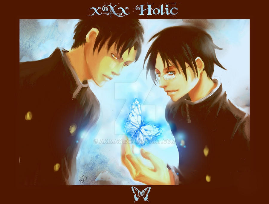 xXxHolic by AkiMao