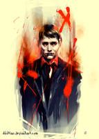 Hannibal by AkiMao