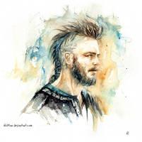 [ Ragnar Lothbrok ] by AkiMao