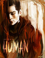 Some of us are human by AkiMao