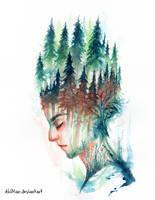 DreamForest by AkiMao