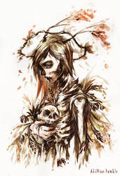 DelicateDecay by AkiMao