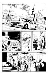 Adventures of Deborah Daring--page 1