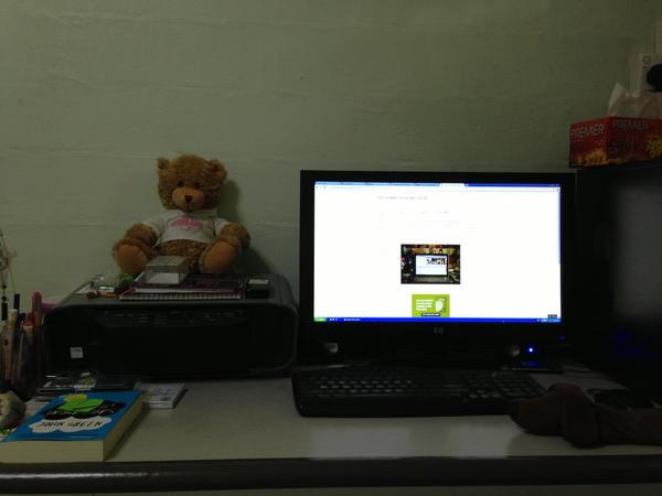 Desk Revamp II