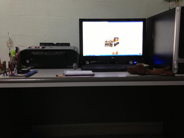 Desk Revamp IV
