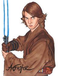 Anakin Skywalker Cosplay - Todd Davis