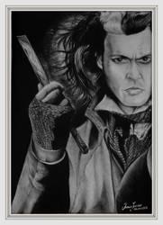 Sweeney Todd by Oscarliima
