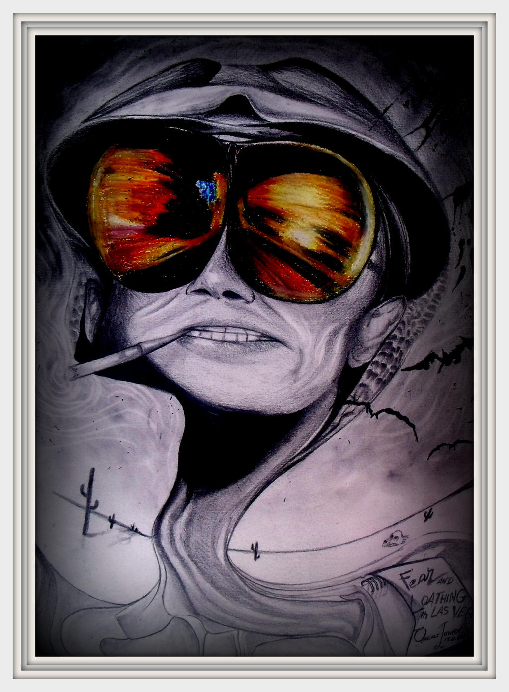 fear and loathing in las vegas review Fear and loathing in las vegas is the best chronicle of drug-soaked, addle-brained, rollicking good times ever committed to the printed pageit is also the t.