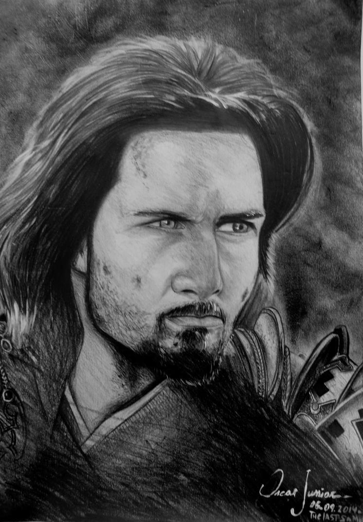 Captain Nathan Algren (The Last Samurai) by Oscarliima