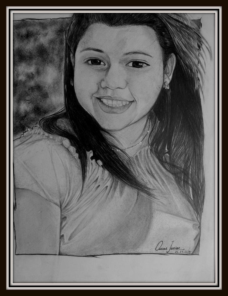 Mayelle Silva by Oscarliima