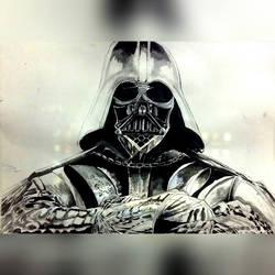 Darth Vader (Star Wars Series) by Oscarliima