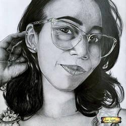 Rayele Aragao by Oscarliima