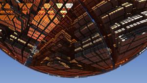 Antigravitational docks S23 by weirdMushroom