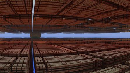 Antigravitational docks S37 by weirdMushroom