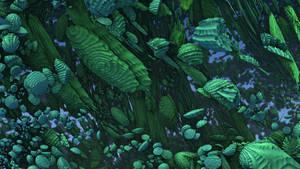 The Forest Of Spirits [alternative version] by weirdMushroom