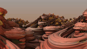 Hills Of Twybldor by weirdMushroom