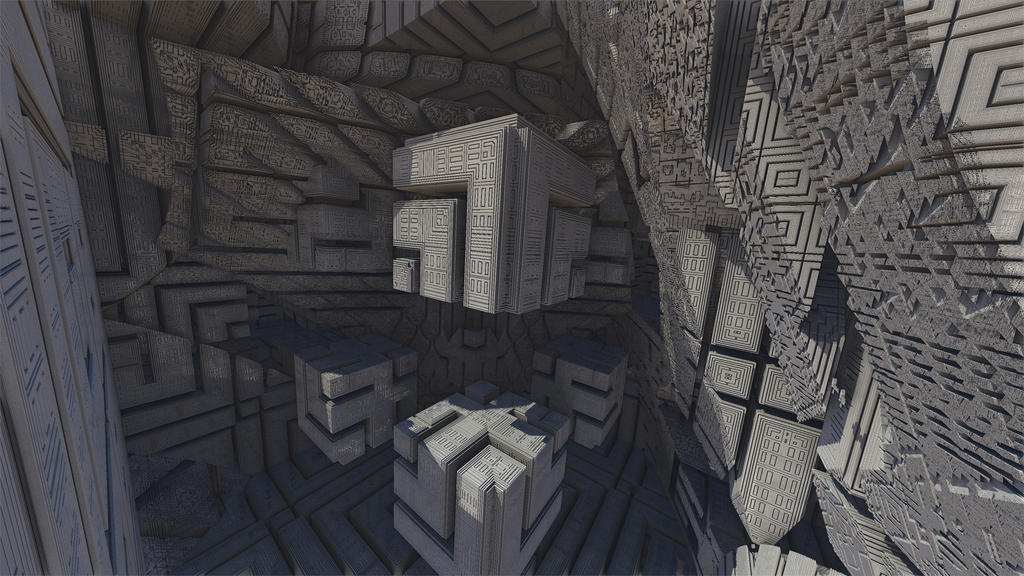 The Structures Of The Ancients by weirdMushroom